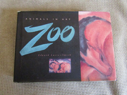 Zoo Animals In Art By Edward Lucie Smith - Fine Arts