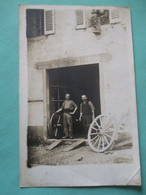 CARTE POSTALE FORGE INSTRUMENTS AGRICOLES BERGER 1917 - Sin Clasificación