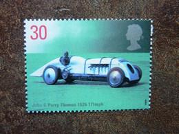 1998  British Land Speed Record Holders    SG = 2061 **  MNH  Perfect - Ungebraucht