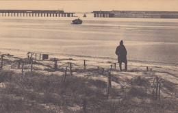 Zeebrugge La Brêche Dans La Calire-voie - War 1914-18