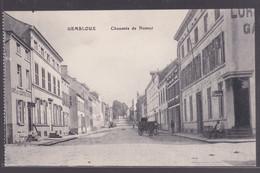 GEMBLOUX.   - CHAUSSÉE DE NAMUR - Gembloux