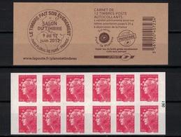 FRANCE  CARNET     N° YVERT  :     CARNET  590  C 7      NEUF - Standaardgebruik