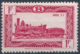 BELGIQUE - Chemins De Fer - 1942-1951