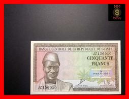 GUINEA 50 Francs 1.3.1960  P.  12  XF - Guinea