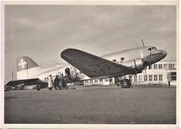AEROPORTO. AEREO. AEREOPORTO. AIRPORT. PLANE. AIRPORT. AVION. DUGLAS AIR LINER DC 3 .   212k - Zonder Classificatie