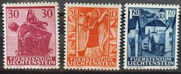 Liechtenstein 1962, Mi 424-26 MNH Postfrisch - Ungebraucht