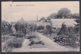 GEMBLOUX - JARDIN BOTANIQUE - Gembloux