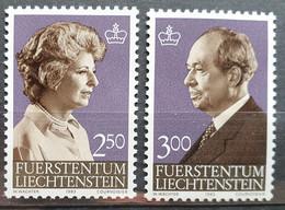 Liechtenstein 1983, Mi 828-29 MNH Postfrisch - Ungebraucht