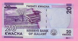 20 KWACHA  2015  UNC - Malawi