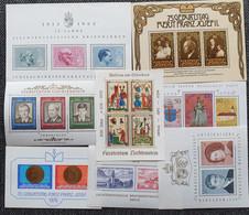 Liechtenstein Partie Blocke MNH Postfrisch - Sammlungen