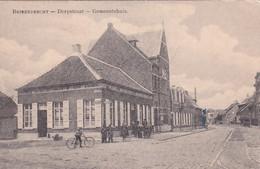 BEIRENDRECHT / ANTWERPEN / DORPSTRAAT GEMEENTEHUIS - Antwerpen