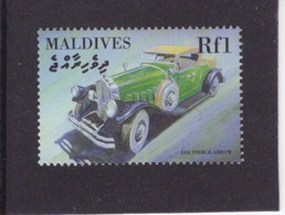 Maldives  -   Pierce-Arrow  -  1930  -  1v Timbre  -   Neuf/Mint/MNH - Coches