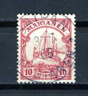 MARIANNES  N° 9  O - Northern Mariana Islands