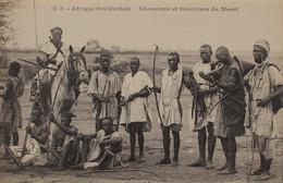 CHASSE - Afrique Occidentale Chasseurs Et Guerriers Du Mossi - Soedan