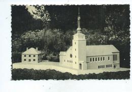 Tenneville Maquette De L'Eglise - Tenneville