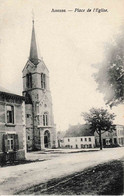 Assesse Place De L'église Photo Pinon Et Fils Vezin Namur - Assesse