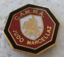 Pin's - Judo - C.A.M.M.A. - JUDO MARCELLAZ (74) - - Judo