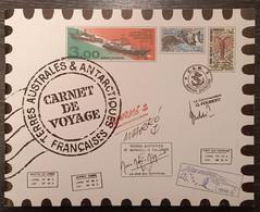 TAAF Carnet De Voyage 1999, Neuf, TB, Cote 50 Euros, était Vendu 15,24 Euros à La Poste, Voir Photos - Boekjes