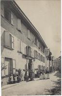 38   Allevard Les Bains  -  L'hotel Du Commerce - Allevard