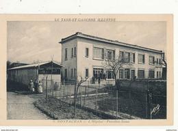 82 MONTAUBAN L HOPITAL PAVILLON SANA CPA BON ETAT - Montauban