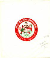 G F  579 /  ETIQUETTE DE FROMAGE  PETIT     MUNSTER   P  A  D.  DANNEMARIE  HAUT RHIN - Cheese