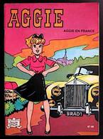AGGIE N° 30: Aggie En France. Très Bon état (édition Originale 1980) - Aggie