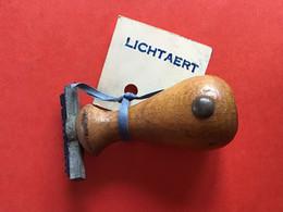 ANTIEKE STEMPEL - SCEAU : LICHTAERT - LICHTAART - Seals