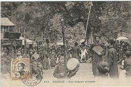 ASIE : VIET-NAM : Tonkin,  Les Echecs Vivants - Vietnam