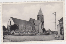 Sint-Lievens-Houtem - Deelgemeente Bavegem - De Kerk (niet Gelopen Kaart) - Sint-Lievens-Houtem