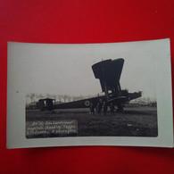 CARTE PHOTO AVION BOMBARDEMENT ANGLAIS HANDLEY PAGGE - Otros