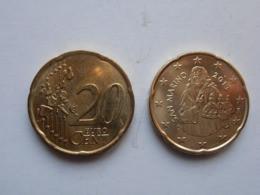 SAN MARINO 2003 - 0,20 CENT. - MONETE DA ROTOLINO - San Marino