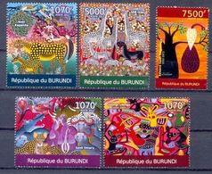 BURUNDI    (WER 1240) - 2010-..: Mint/hinged