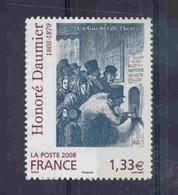 N°224 Daumier Autocollant Cote 240€ - Autoadesivi