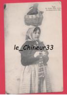20 - Type De Jeune Fille CORSE--Le Retour De La Ville - Autres Communes