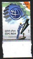 India. 2015. 2912. Engineering Export Promotion Council. MNH. - Sin Clasificación