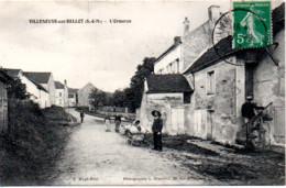 VILLENEUVE SUR BELLOT  L'ORMERON - Sonstige Gemeinden