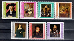 Bulgaria 1978 - Painting Of Great Masters, Mi-Nr. 2677/83, Used - Usados