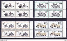 Duitsland Berlin 1983 ** In Blok Van 4 St, Zeer Mooi Lot K 348    KOOPJE !!! - Unused Stamps