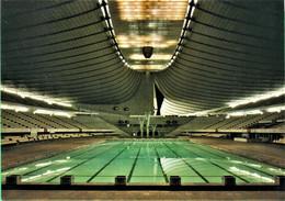 PISCINA. Yoyogi Indoor Swimming Pool.  TOKYO.  7 - Tokyo