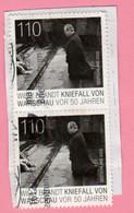 2020 GERMANIA Premi Nobel  50th Anniversary Of Willy Brandt's Visit To Warsaw - 110 Ct Usato - Usati