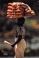 BENIN - Région De HOUIN AGAME : Vendeuse De Pain / Bread Saleswoman - CPM GF 1984 - Afrique Noire Black Africa - Benín