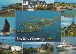 Les îles Chausey - Sonstige Gemeinden