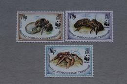 Serie Neuve - British Indian Ocean Territory (BIOT)