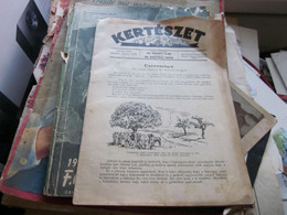 Kerteszet Dr Kerekes Lajos Dr Jeszenszky Arpad 1928 - Garden