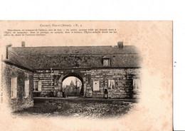 COLLECT. FOIGNY (Aisne). N°4.  Dépendances, Ou Communs De L'Abbaye. ETAT NEUF. Voir SCANS Recto-verso - Unclassified
