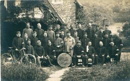 27 - Heudebouville - Bellengault  :  CP-Photo Militaires - Service Des Voies De Communication - Sonstige Gemeinden