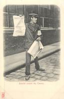 PARIS Pittoresque ,les Petits Métiers éditeur KF (carte 1900) -  Résultat Complet Des Courses  - - Artigianato Di Parigi