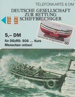 GERMANY(chip) - Stamp, Deutsche Gesellschaft(O 102 B), Tirage 3000, 05/92, Mint - O-Series: Kundenserie Vom Sammlerservice Ausgeschlossen
