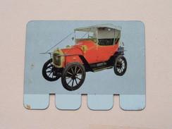 ZEBRE 1910 - Coll. N° 20 NL/FR ( Plaquette C O O P - Voir Photo - IFA Metal Paris ) ! - Plaques En Tôle (après 1960)