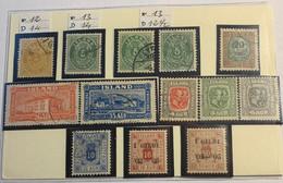 ISLANDE -1875-1925 - - Sin Clasificación